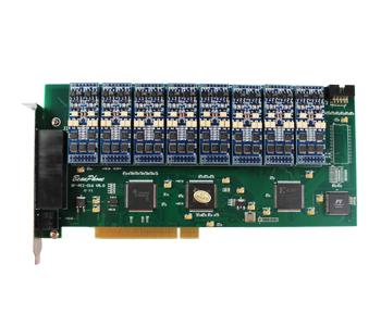 十六路电话语音卡XF-PCI/V16